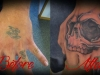 skullhandcoverup