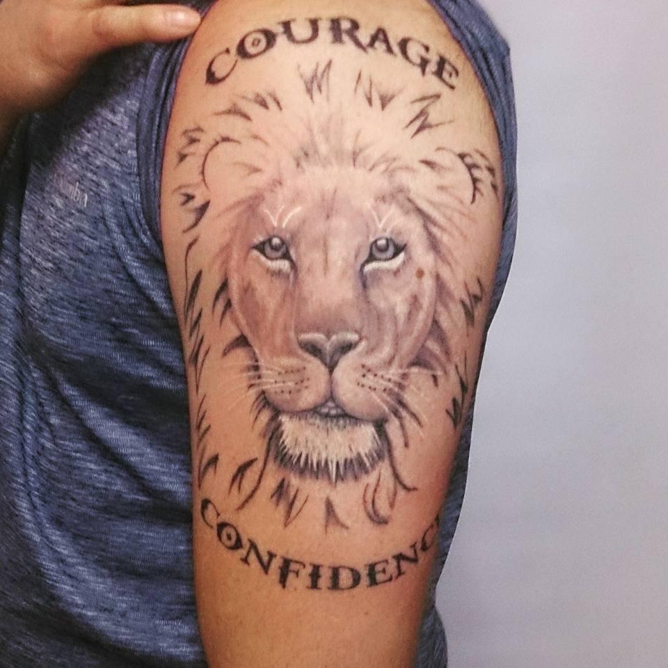lion-confidence