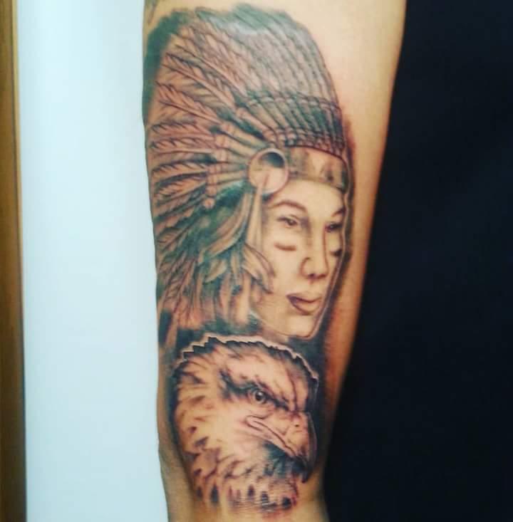 native-headress-eagle
